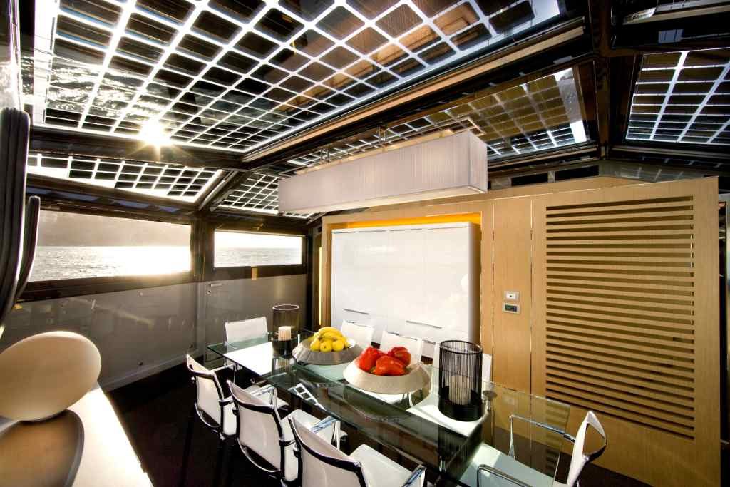 Arcadia Yachts SOLAR - Dining