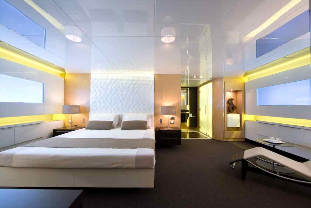 Arcadia Yachts SOLAR - Master Cabin