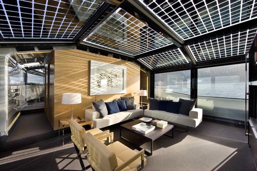 Arcadia Yachts SOLAR - Saloon 3