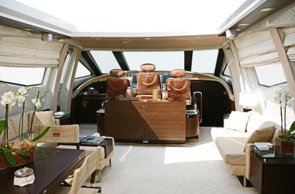Azimut Yacht RENA N -  Main Salon