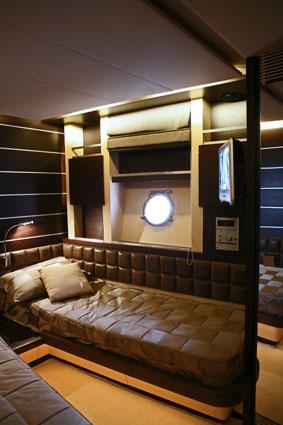 Azimut Yacht RENA N -  Twin Cabin