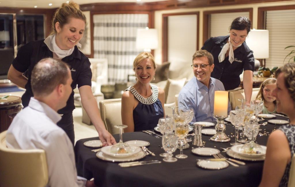 BACCHUS - Formal Dining-credit Quin BISSET