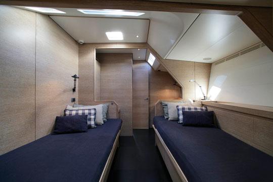 BARONG C Twin Cabin