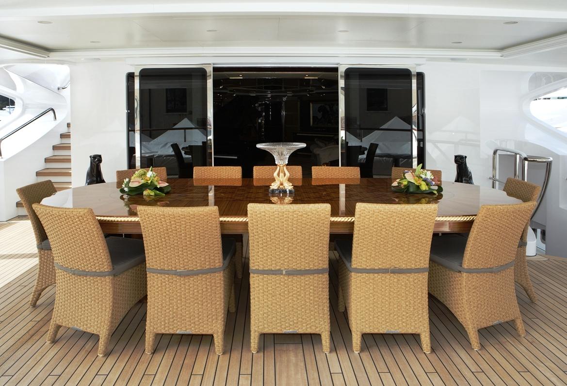 BISTANGO - Bridge Deck Dining