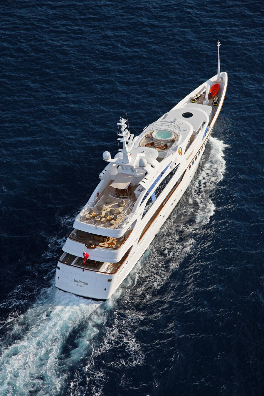 Luxury Yacht Engine Room: Stefano Natucci Image Gallery – Luxury Yacht Browser