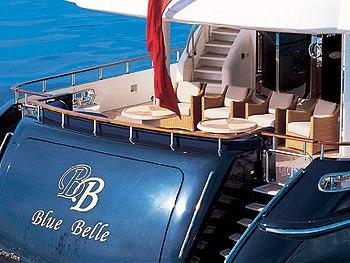 BLUE BELLE - aft
