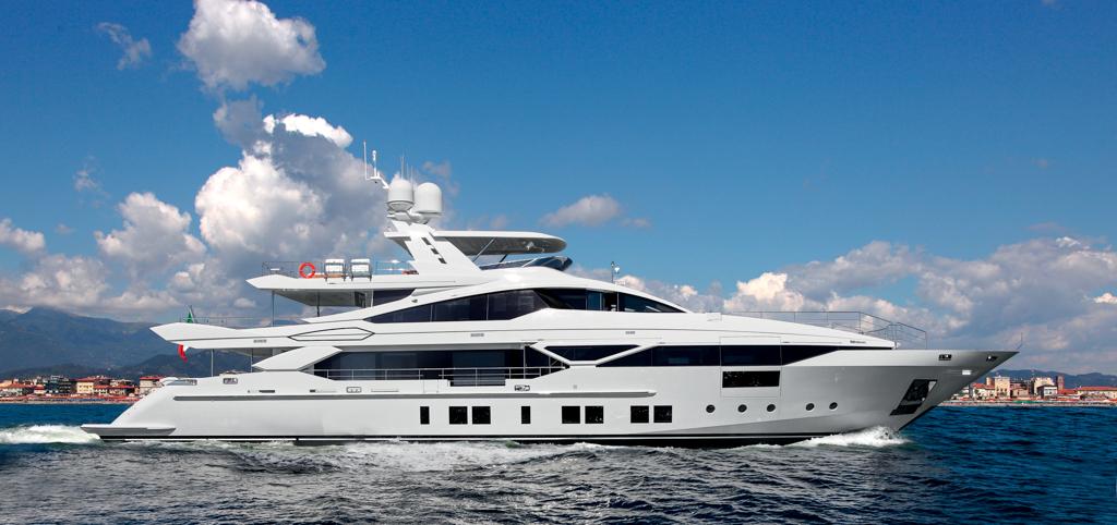 Benetti Motor Yacht Veloce 140