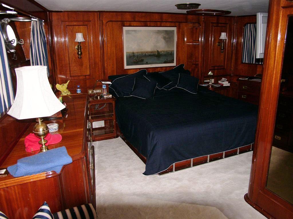 Benetti Yacht FAVORITA -  Master Cabin