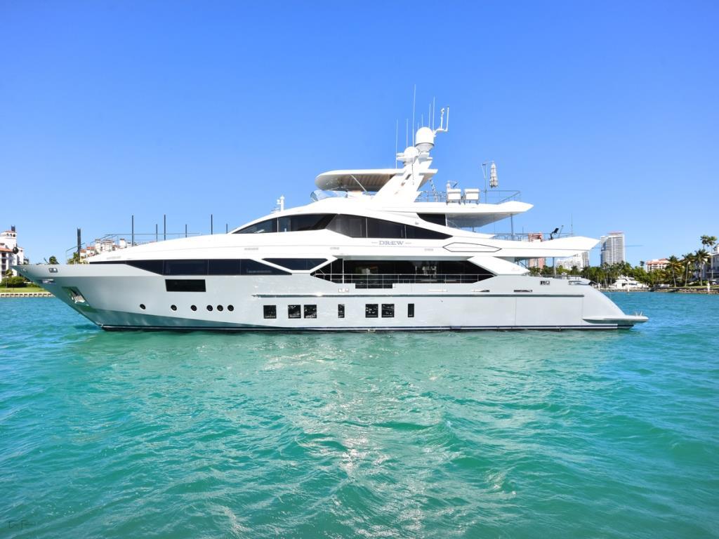 Benetti yacht DREW - Main