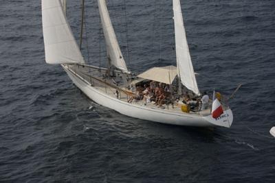 Bernic II -  Sailing 2