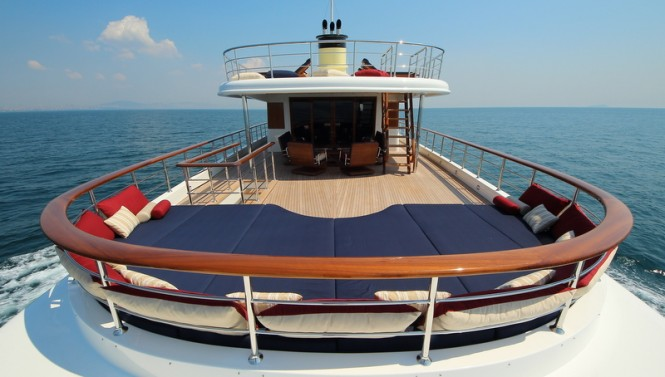 Bilgin superyacht M&M