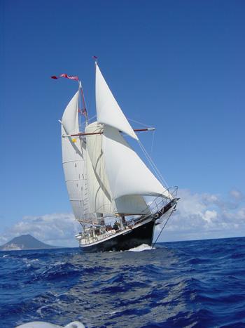 Bonnie Lynn - sailing 2