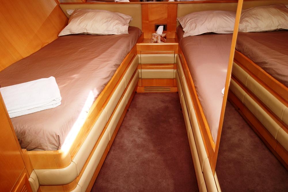 Bristolian -  Twin Cabin