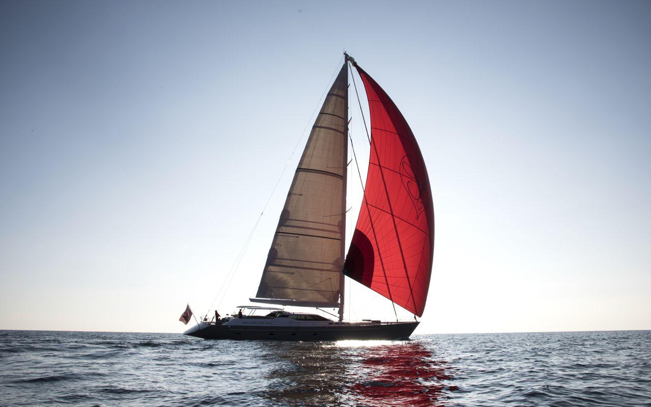 CAROLINE 1 - Sailing