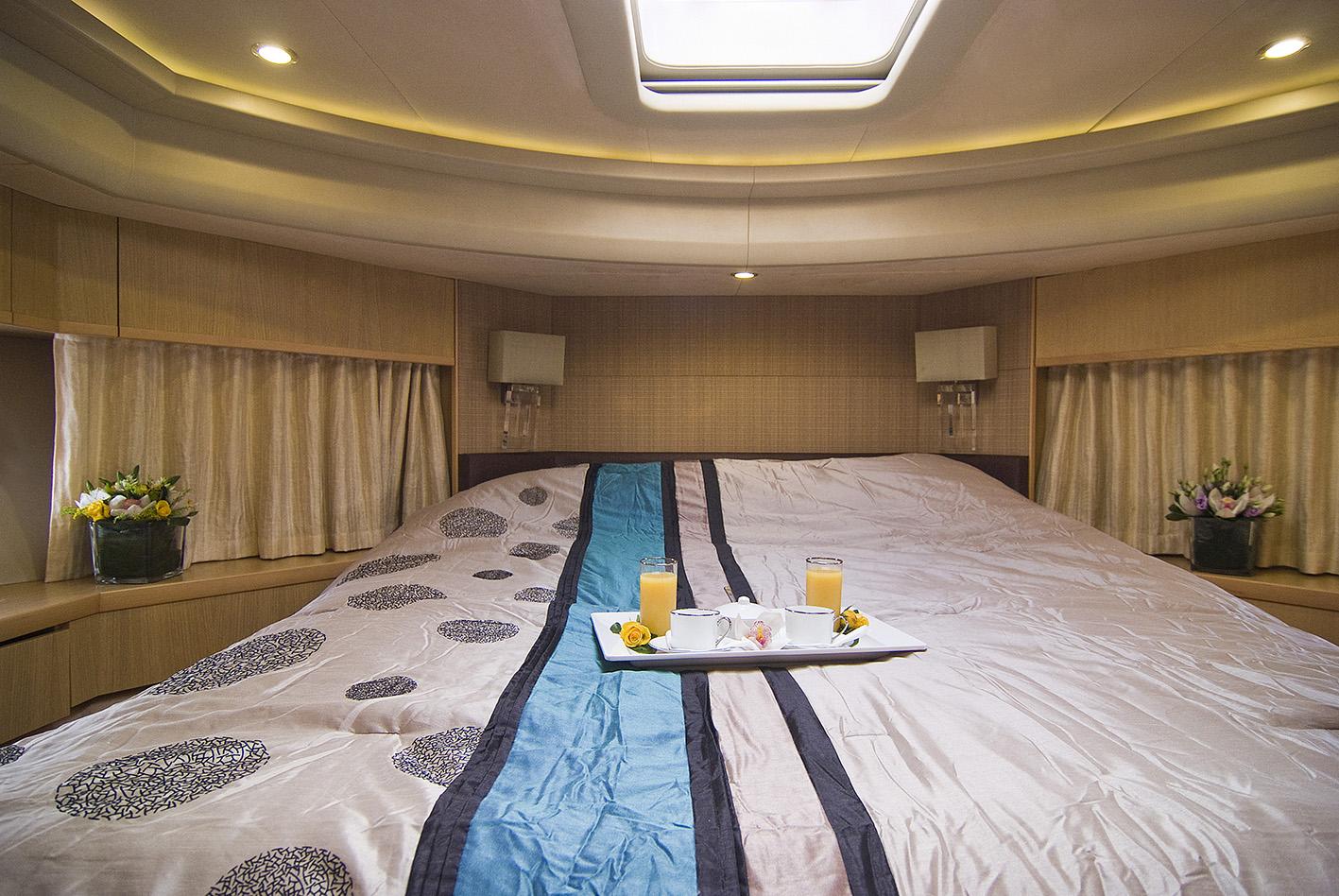 CATHERINE - VIP cabin