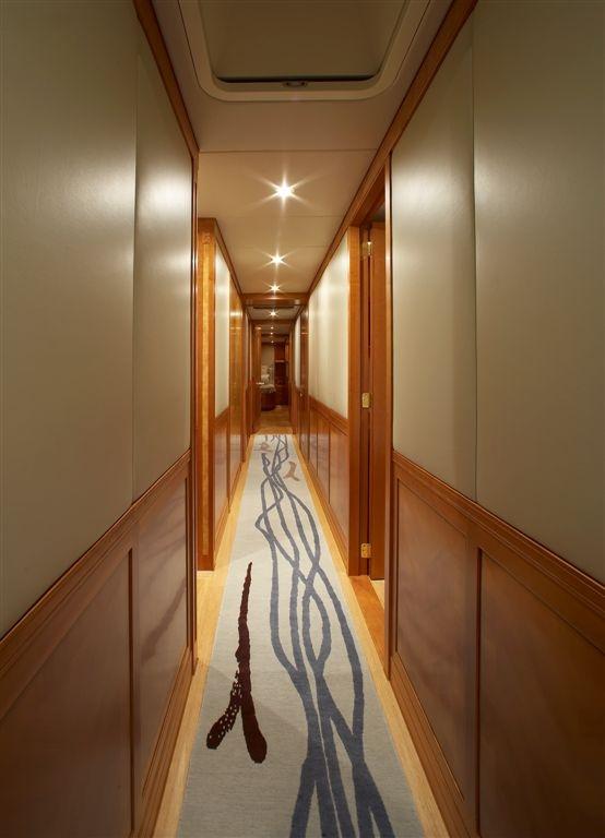 CINDERELLA IV -  Guest Hallway