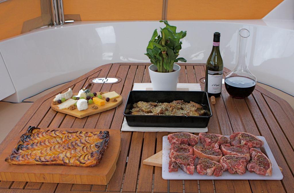 CURANTA CRIDHE - Alfresco dining 2
