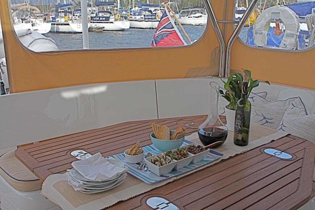 CURANTA CRIDHE - Alfresco dining
