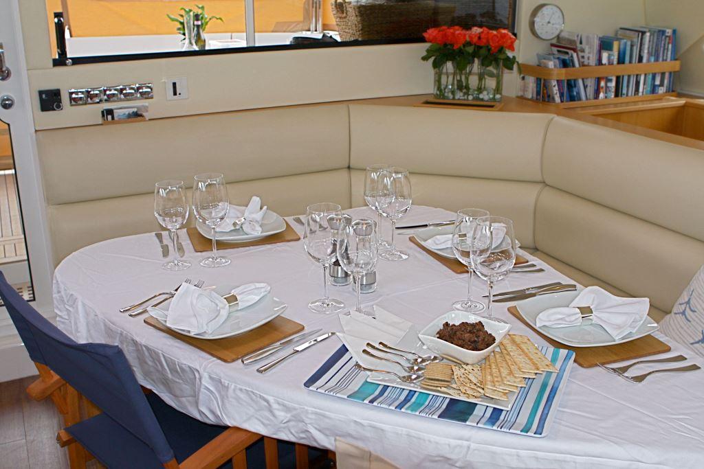 CURANTA CRIDHE - Formal dining