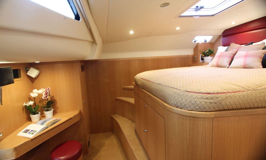 CURANTA CRIDHE - Master cabin 1