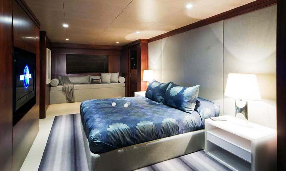 cyan master suite