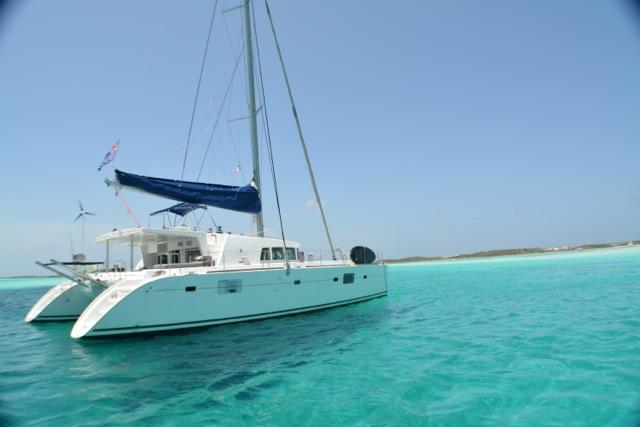 Catamaran AMURA - Main
