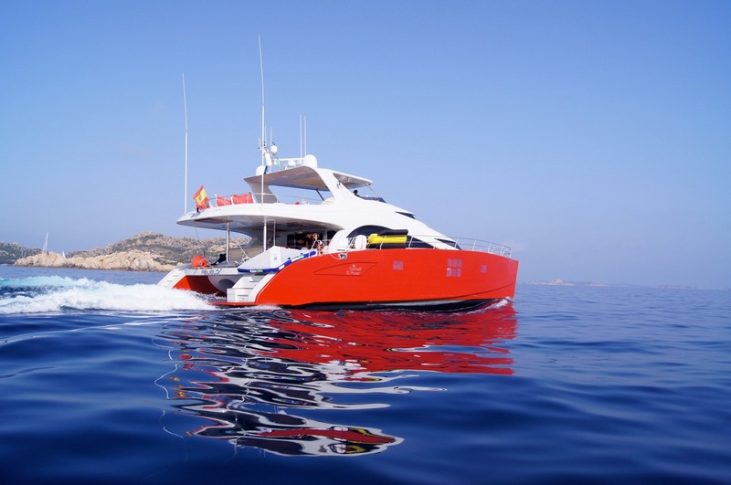 Catamaran Abuelo - Main