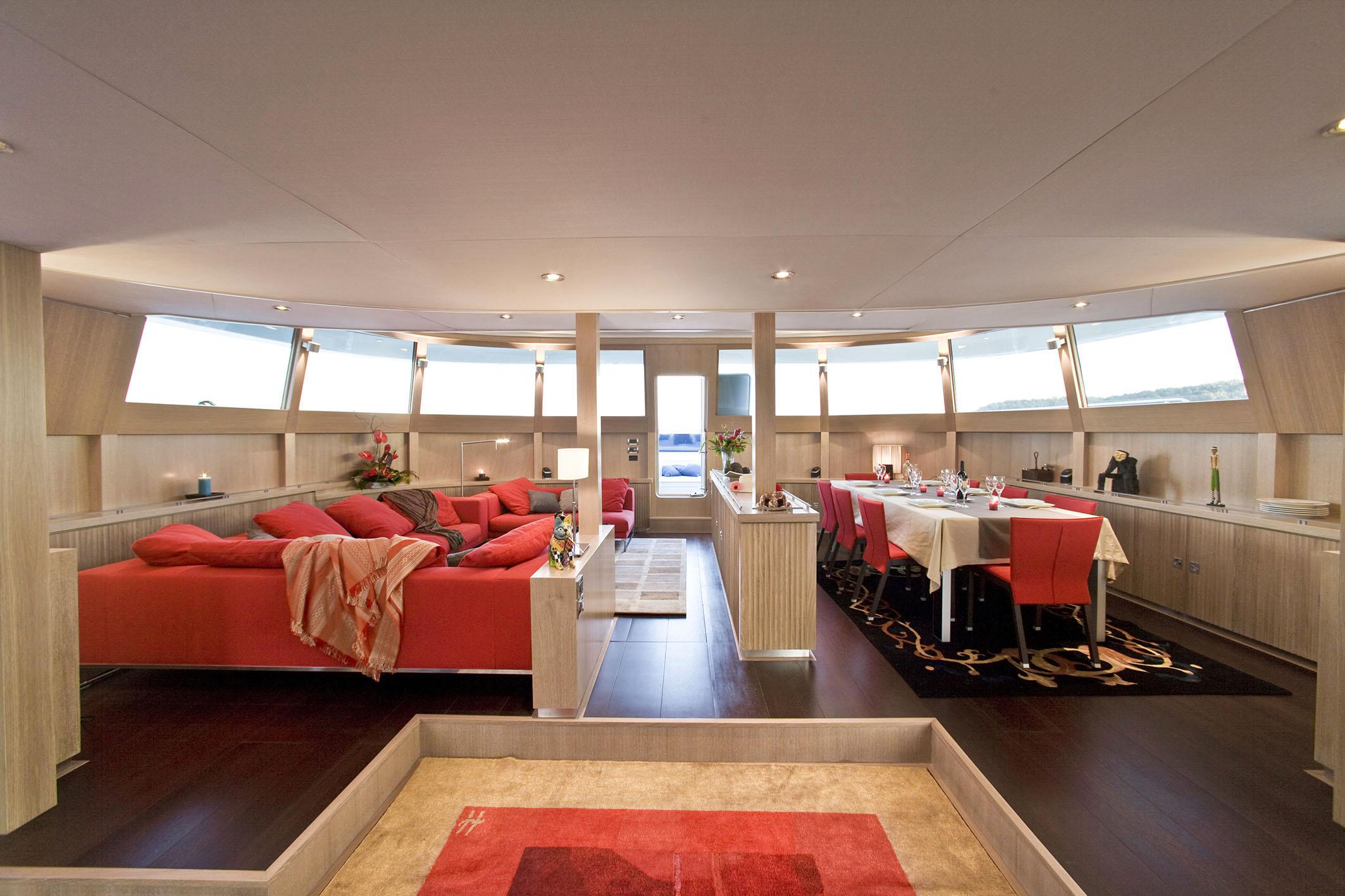 Catamaran BRADLEY -  Main Salon 3