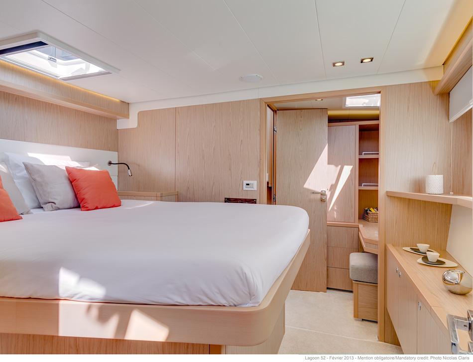 Catamaran KEPI -  Cabin