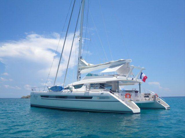 Catamaran LADY ALLIURA - Main
