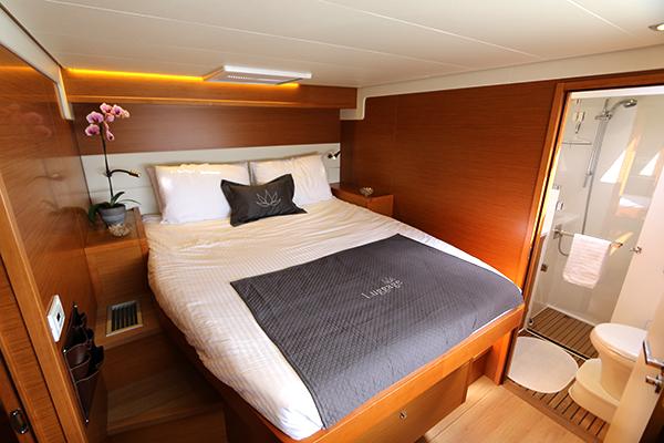Catamaran LOTUS - Guest Cabin 2