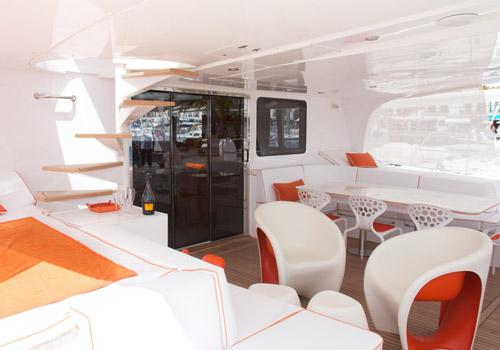 Catamaran MAITAI Sunreef 74 (ex Che) - Aft Deck 2
