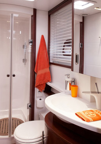Catamaran MAITAI Sunreef 74 (ex Che) - Bathroom