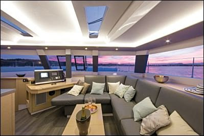Catamaran NEW HORIZONS II -  006