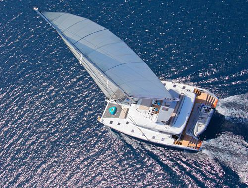 Catamaran NOVA -  Cruising 2