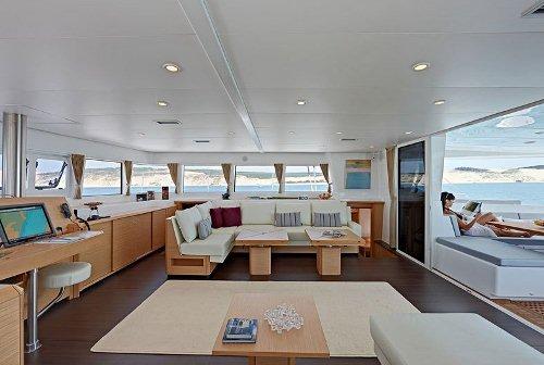 Catamaran NOVA -  Salon