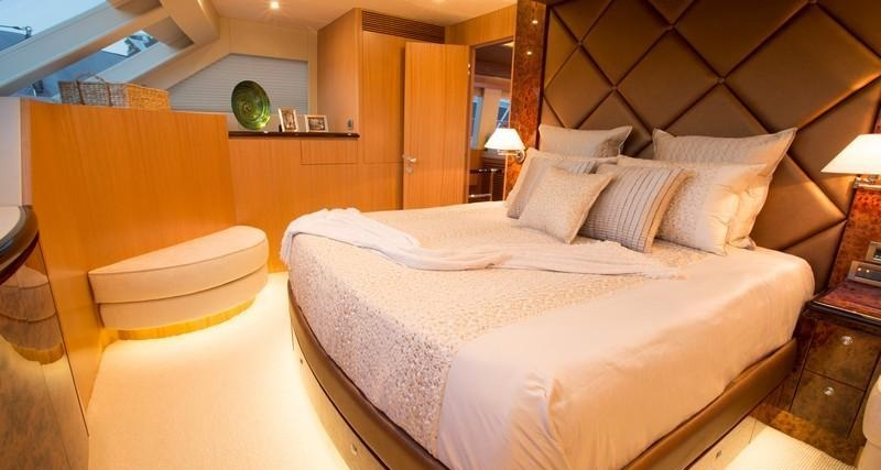 Catamaran OHANA - Master cabin 2