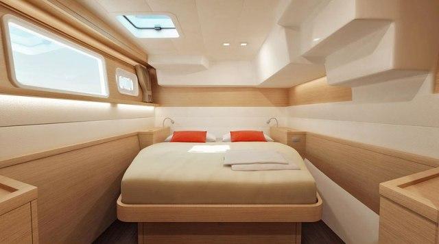 Catamaran OKEANOS - Guest Cabin 2