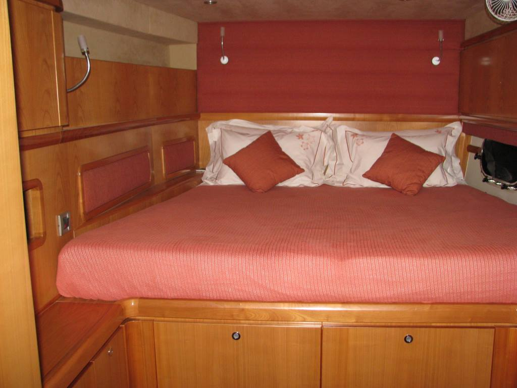 Catamaran ORION - Double Cabin 2