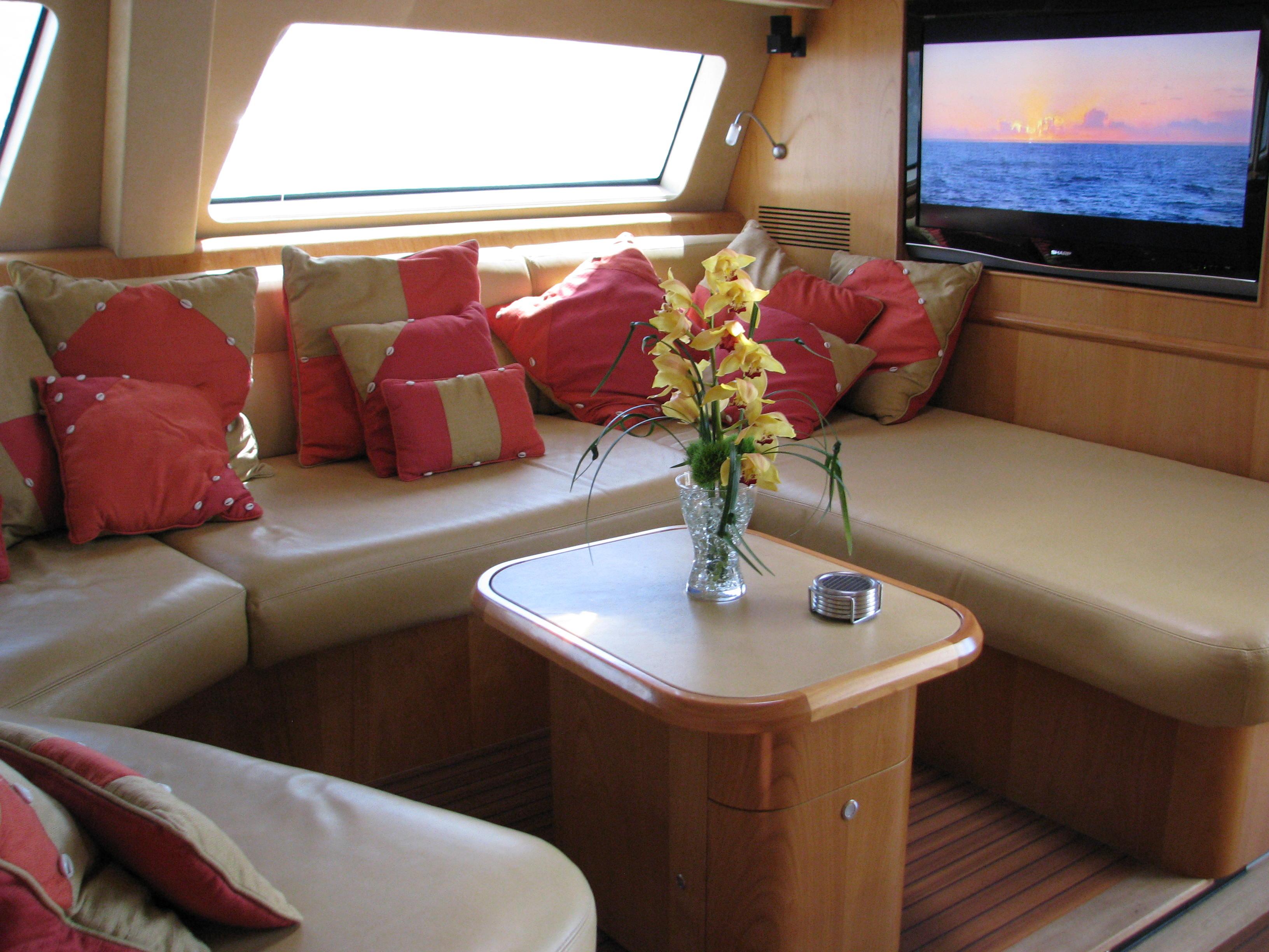 Catamaran ORION - Salon 2