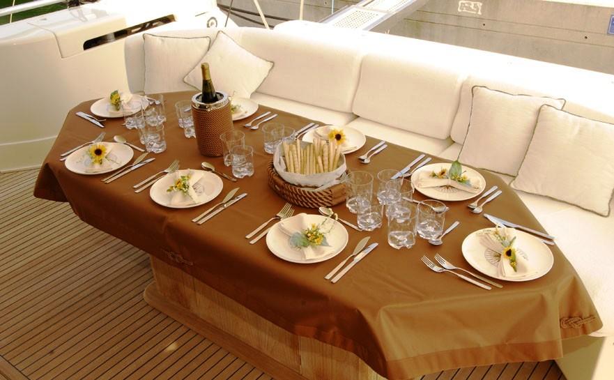 Celine -  Aft table View 2