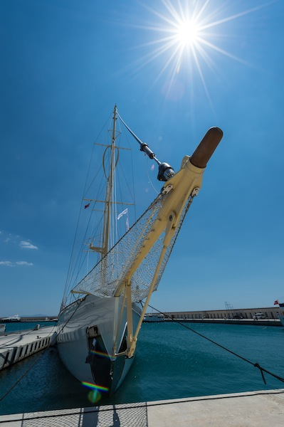 Chronos yacht by ARK Yachts
