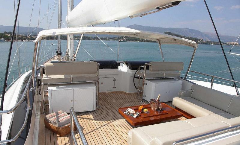 Clan VIII Yacht - Exterior
