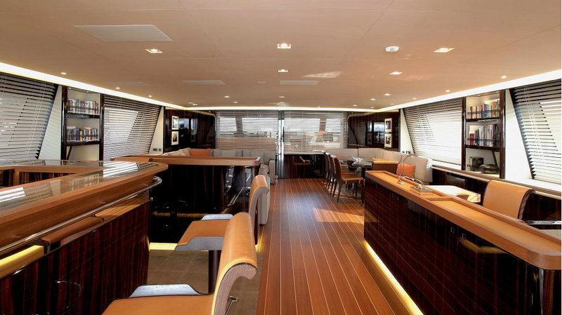 Clan VIII superyacht - Interior