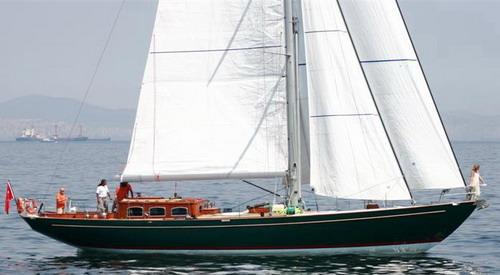 Classic Yacht ANITTA -  Main