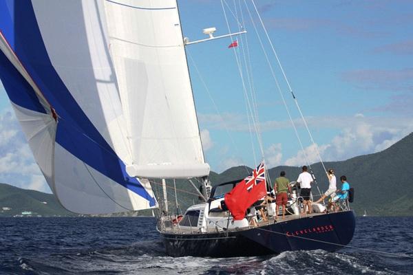 Clevelander -  Sailing 2