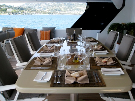 Costa Magna Upper Deck Dinning 3