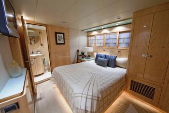 Diamond Girl -  Port Guest Cabin