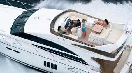 DREAM PRINCESS Yacht Charter Details Princess 62