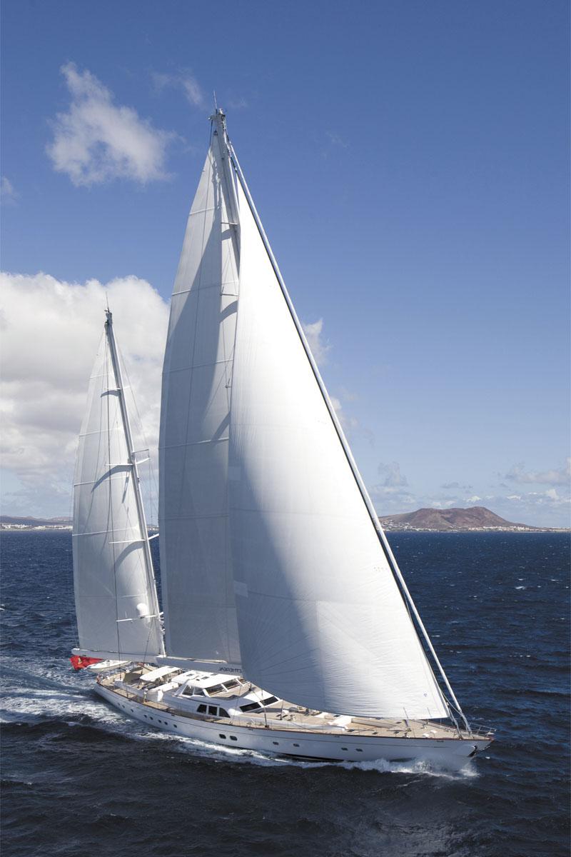 Yacht Ethereal Royal Huisman Charterworld Luxury